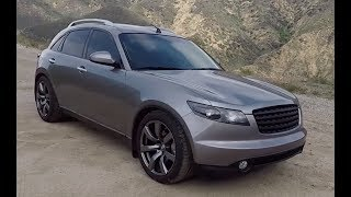 homepage tile video photo for Modified Infiniti FX35 - One Take