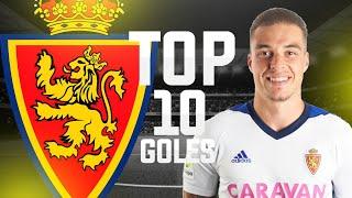 TOP 10 GOLES REAL ZARAGOZA   TEMPORADA 2017-18   Its David #RealZaragoza