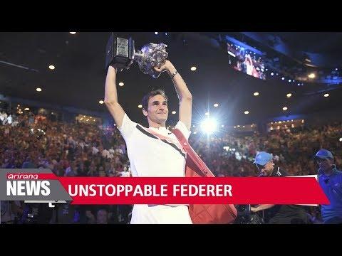 Roger Federer wins Australian Open for record 20th career Grand Slam title