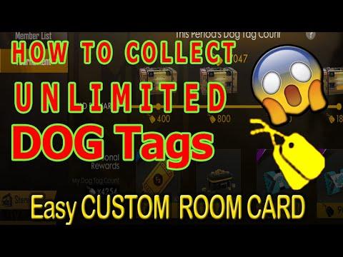 free-fire-||-how-to-collect-unlimited-room-cards-&-dog-tags-||-telugu-hindi-english-||-jimbhoman