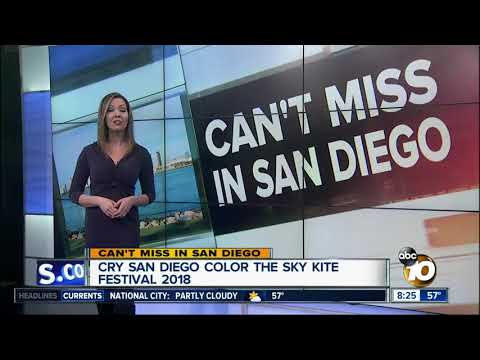 Can't Miss San Diego weekend events - Jan. 20