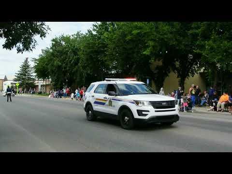 2017 Pincher Creek Parade