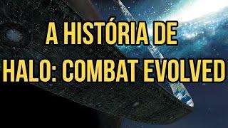 A história de Halo: Combat Evolved