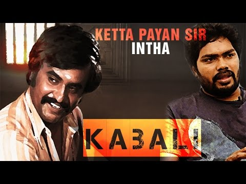 KABALI: Pa Ranjith talks for the first time about the Rajini starrer in length!