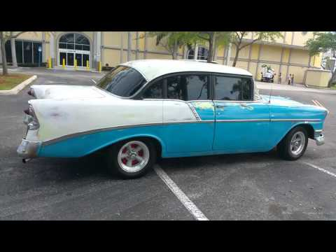 1956 chevy belair  for sale