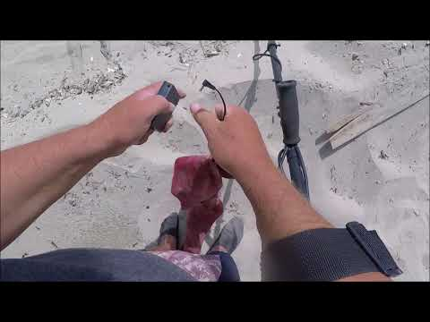 Beach Metal Detecting 4 Rings 4/4/18