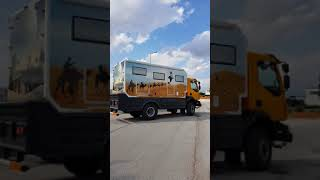 4x4 Africa Volvo 4x4 FL