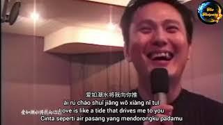 Zhang Xin Zhe - Ai Ru Chao Shui 张信哲 - 爱如潮水 Jeff Chang - Love Is Like A Tide Cinta Seperti Air Pasang