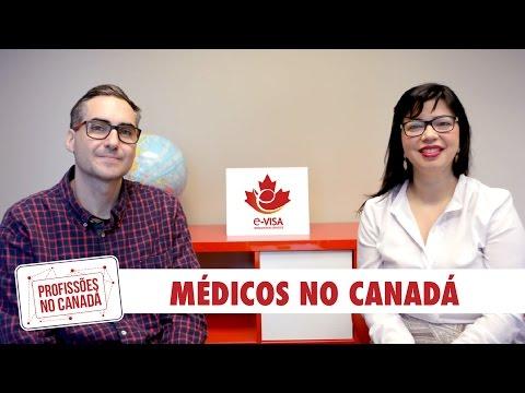 MEDICINA NO CANADÁ