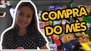 SEGUNDA COMPRA DO MÊS, NA CASA NOVA! | VLOG