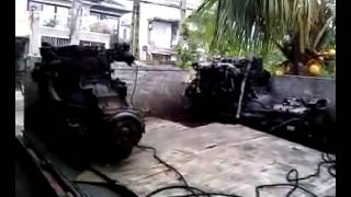 Surplus Engines Delivery in San Pablo City
