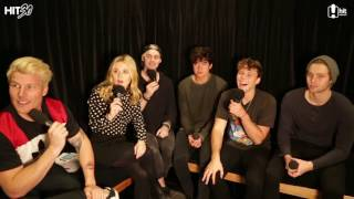 Hanging Out Backstage with 5SOS In Melbourne!