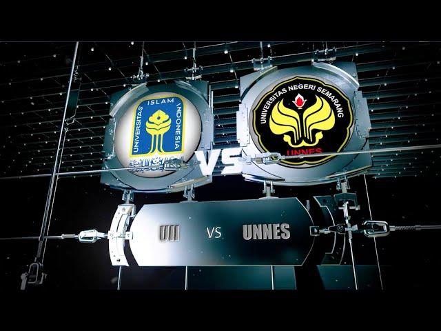 LIMA Basket Kaskus CJYC Season 4: UII vs UNNES (Men's)