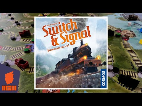 Switch & Signal — Fun & Board Games w/ WEM