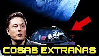 Cosas EXTRAÑAS en el lanzamiento del Falcon Heavy de Space X