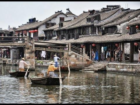 Xitang, pueblo del agua