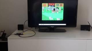 Atari st op een raspberry