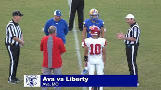 Football | Ava vs Liberty | 9-18-20 Full Game