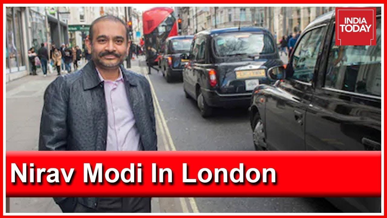 Absconding Fugitive Nirav Modi Emerges In London; Will U.K Respond To India?
