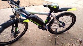 Somik TEZ Electric Cycle