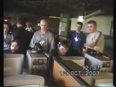 """Чемпионат """"K Tournament"""" по Quake 3 Fortress в клубе Black Shark, 2003, СПб"""