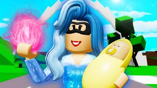 Mẹ siêu anh hùng! Phim Roblox (Brookhaven RP)