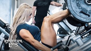 Hypertrophy Leg Workout With Stephanie Sanzo aka StephFitMum thumbnail