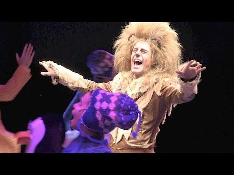 """Madagascar - A Musical Adventure"" at Marriott Theatre"