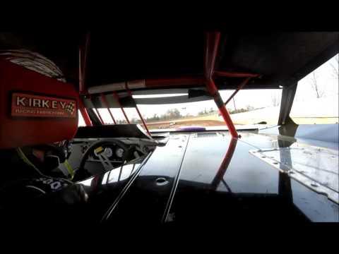 Jeff Curtin Shawano Speedway 4/23/16 In-Car Camera