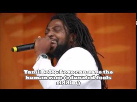 Yami Bolo - Love can save the human race