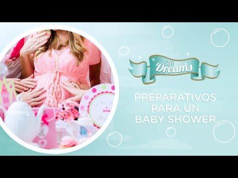 221018906 Preparativos para un Baby Shower - Soft Dreams - YouTube