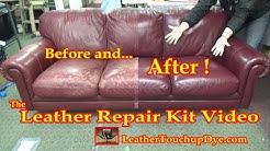Leather Repair Kit Video