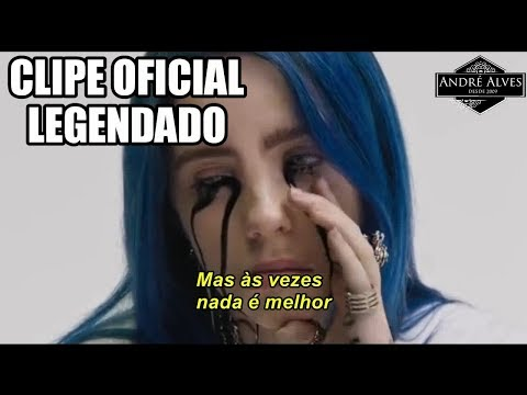 Billie Eilish - when the party&39;s over   LEGENDADO TRADUÇÃO PT-BR