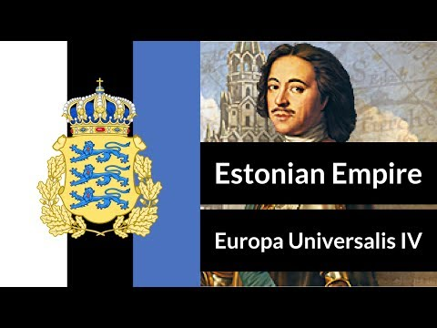 Estonian Empire #1 - Europa Universalis 4, Third Rome