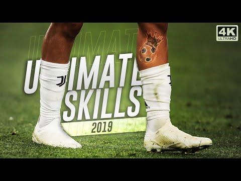 Ultimate Skills & Tricks in Football 2019 ● 4K (#1)