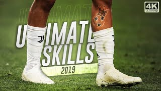 Ultimate Skills & Tricks in Football 2019 ● 4K