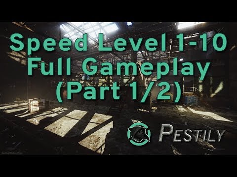Speed Levelling 1-10 (Part 1/2) - Rush To Flea Market - Escape from Tarkov