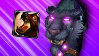 NEW Feral Druid 1v4! (5v5 1v1 Duels) - PvP WoW: Battle For Azeroth 8.1