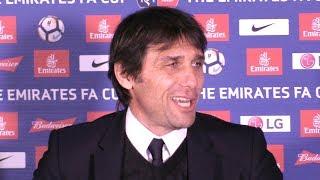 Chelsea 4-0 Hull - Antonio Conte Full Post Match Press Conference - FA Cup