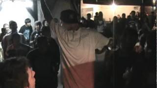 FORSAKEN - La Unica Muerte Sera El Olvido + De Frente y Sin Temor (SPARK FEST 2) 14-01-2012