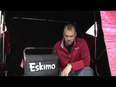 Eskimo Ice Fishing Gear - New Flipmo 3