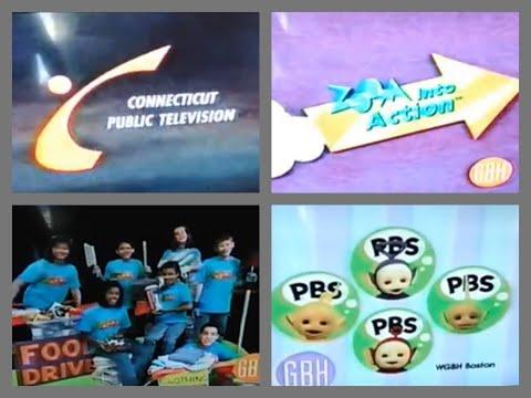 PBS Kids Program Break/Split Recording (2002 WGBH) #3 Incomplete