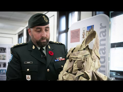 Remembering Afghanistan: Reflections Of Canadian Soldiers.