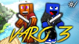Das schnetzeln beginnt! - Minecraft VARO 3 #1 | DieBuddiesZocken