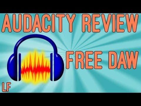 Audacity, best free audio editor.