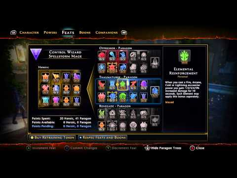 Neverwinter: Control Wizard level 70 PVE build