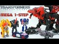 Transformers the Last Knight Mega 1 Step Changer Dragonstorm Reveals Hidden Images One Step