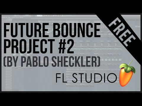 FREE FLP Future Bounce Project BROOKS STYLE + Samples by Zenit