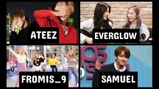 Cover images ◣[Part 9]Kpop idols singing/dancing to BTS (방탄소년단) songs compilation◥