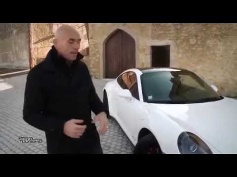 Essai de la PORSCHE 911 GTS